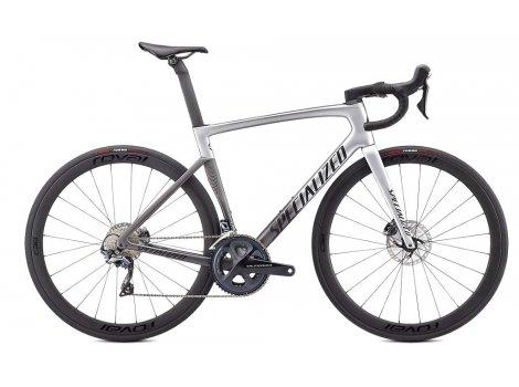 Vélo de route Specilaized Tarmac SL Expert gris - 2021