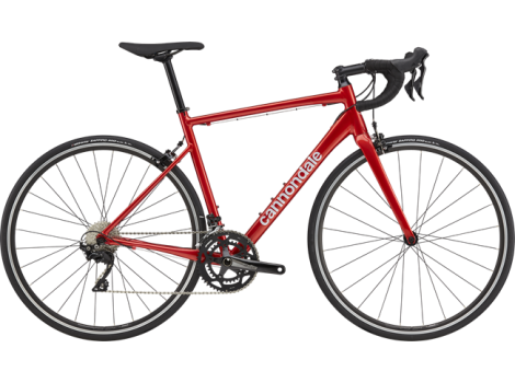 Vélo de route Cannondale CAAD Optimo 1 Red - 2021