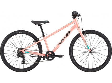 "VTT Cannondale Enfant fille Kids Quick 24"" Sherpa rose - 2021"