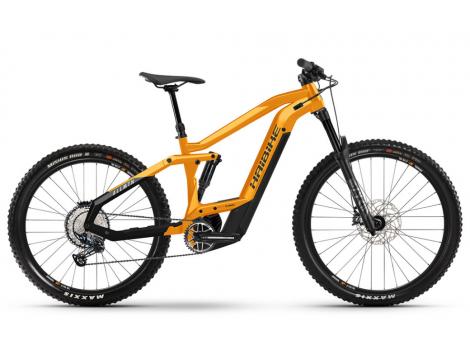 Vtt tout-suspendu électrique Haibike Xduro Allmtn 4 625Wh Orange - 2021 [en cours]