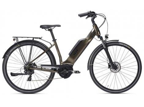 Vélo de ville électrique Sunn Urb Start 26 Marron - 2021