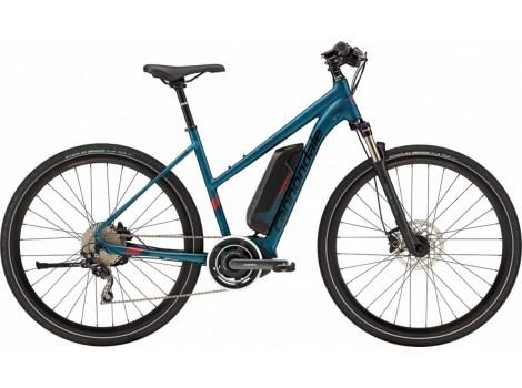 Vélo Ville Electrique Cannondale Quick Neo Women - 2018