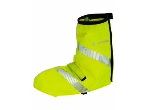 Couvre chaussures vélo Vaude Luminum Gaiter - Jaune