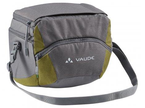 Sacoche de guidon Vaude Ontour Box (KlickFix) Gris/Vert - L
