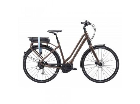 Vélo Ville Electrique Giant Prime E+ 3 N8 LDS - 2017