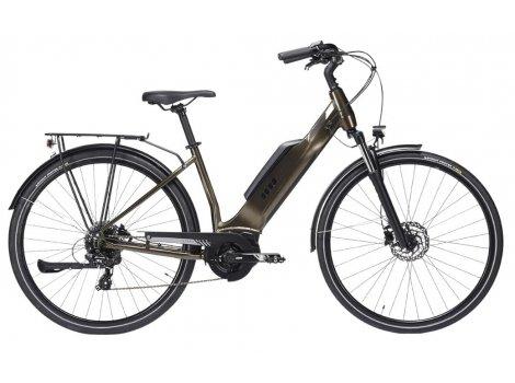 Vélo de ville électrique Sunn Urb Start 28 Marron - 2021
