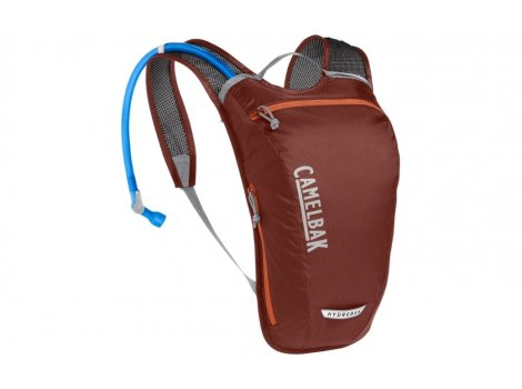 Sac à dos Camelbak Hydrobak Light 1L/1.5L Rouge brique/Orange - 2021