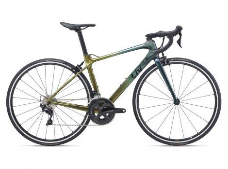 Vélo de route Liv Langma Advanced 2 Caméléon - 2021