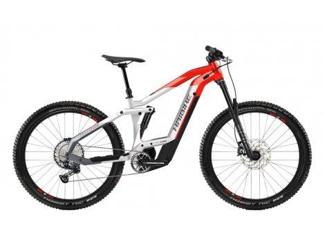 VTT électrique Haibike Sduro Fullseven 9 625 Wh Rouge - 2021