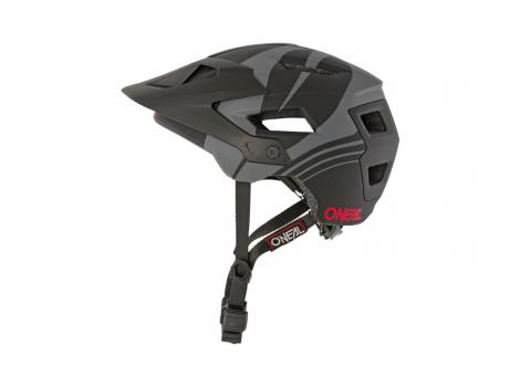 Casque VTT O'neal Defender Nova Noir/Gris - 2021