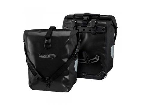 Paire de Sacoches de voyage Ortlieb Sport-Roller Free 2x12,5L Noir - 2021