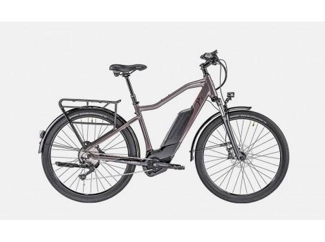 Vélo VTC Electrique Lapierre Explorer 800 Semi-Integrated 500 Wh - 2018