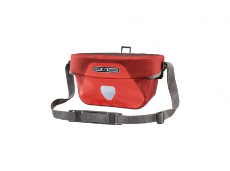 Sacoche de guidon Ortlieb Ultimate Six Plus 5L Rouge - 2021