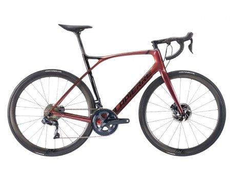 Vélo de Route Lapierre Xelius SL 8.0 Disc Marron - 2021