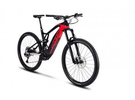 VTT électrique Fantic XTF 1.5 Carbon Rouge 720 Wh - 2021