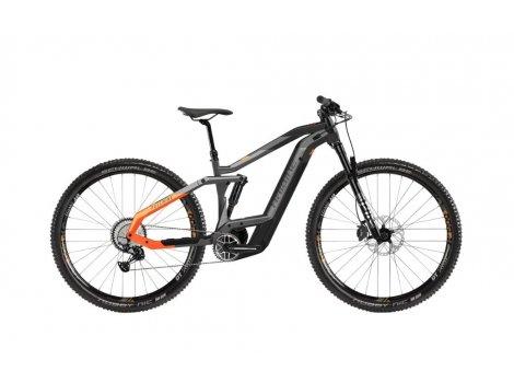 VTT électrique Haibike Sduro FullNine 10 625Wh Noir/Gris/Orange - 2021