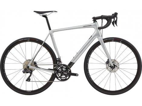 Vélo de route Cannondale Synapse Carbon Ultegra Di2 Gris - 2021