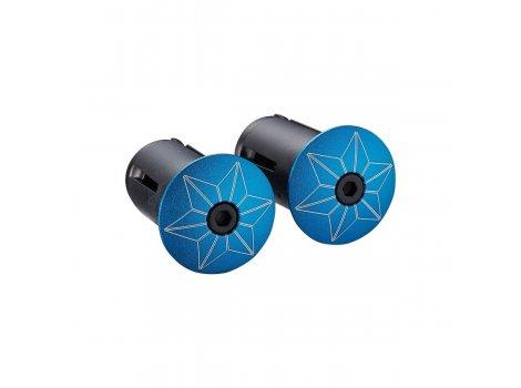 Bouchons de cintre Star Plugs Anodized Blue - 2021