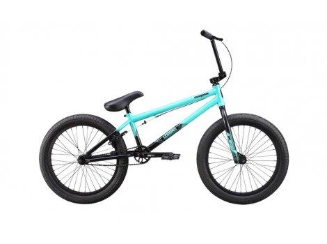 Vélo BMX Mongoose Legion L60 20 pouces Turquoise - 2021