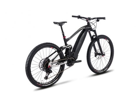 VTT électrique Fantic XMF 1.7 Carbon Noir 720 Wh - 2021