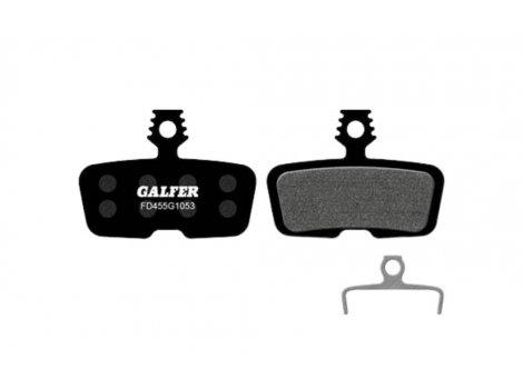 Plaquettes de frein Galfer Standart Noir - Compatible AVID Code R 2011/Guide RE
