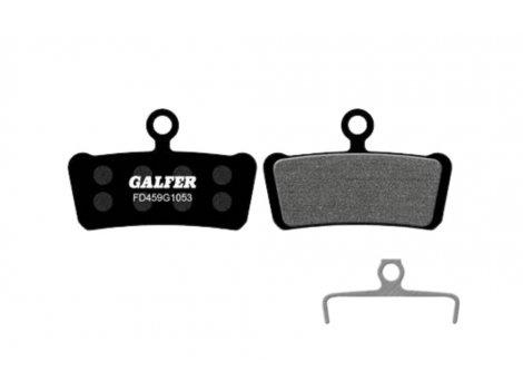 Plaquettes de frein Standard Noir - Compatible AVID, Elixir, Sram Guide et Sram G2