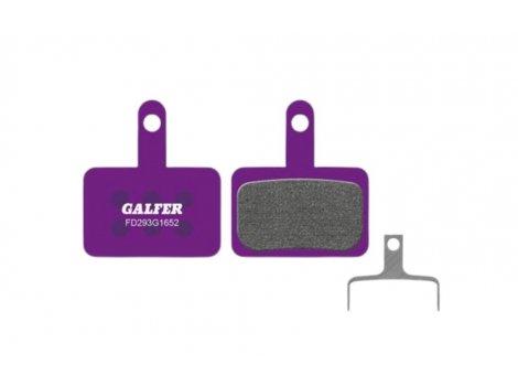 Plaquettes de frein Galfer Violet E-Bike - Compatible Shimano Deore, TRP et TEKTRO