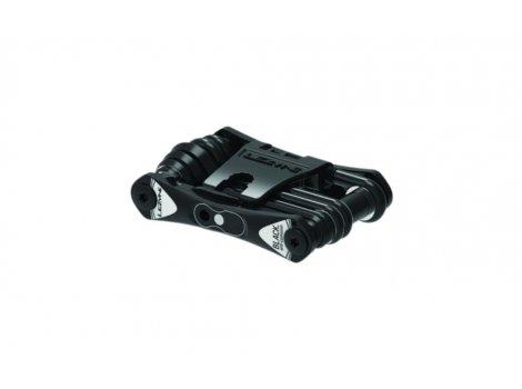 Multi-outils Lezyne RAP II - 24 fonctions - Noir