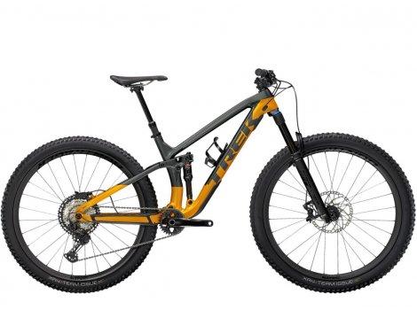 VTT Trek Fuel 9.8 XT Noir/Orange - 2021