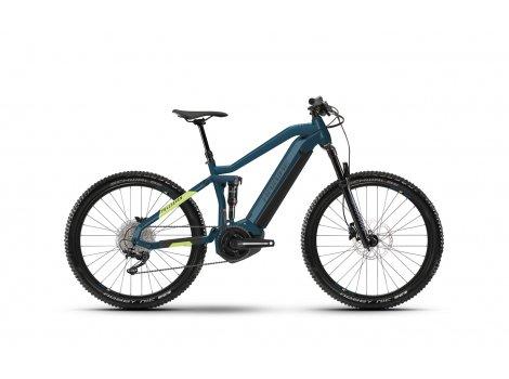 VTT électrique Haibike Sduro FullSeven 5 Bleu - 500Wh - 2021