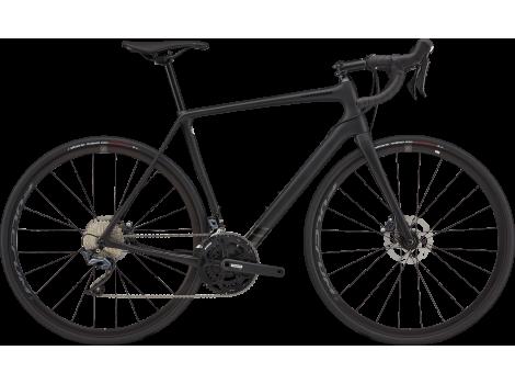 Vélo de route Cannondale Synapse Carbon Ultegra Graphite - 2021