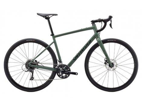 Vélo Gravel Specialized Diverge E5 Base Vert - 2021