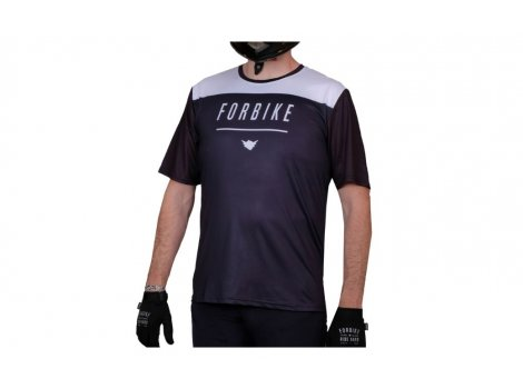 Maillot manches courtes FORBIKE Dope Speed Series Southside Blue TI - 2021