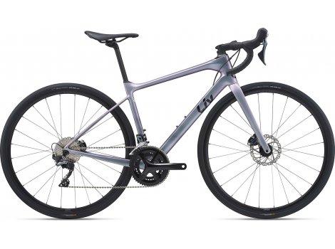 Vélo de route Liv Avail Advanced 1 Disc Echeveria - 2021