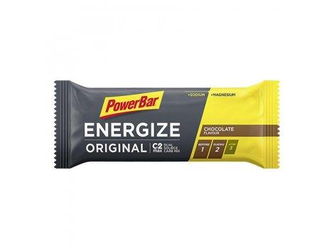 Barre POWER BAR Energize C2MAX Original - Chocolat - 2021
