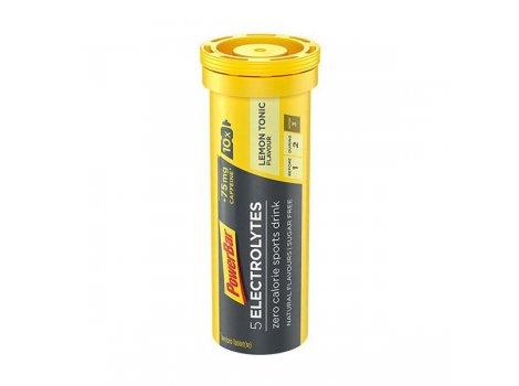 Boissons POWER BAR 5Electrolytes - Citron Vert (Caféine) - 21