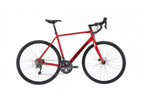 Vélo de route Lapierre Sensium 3.0 Disc Rouge - 2021
