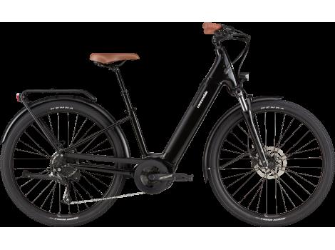 Vélo électrique Cannondale Adventure Neo 3 Equiped Open Rouge 400 Wh - 2021
