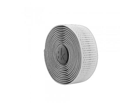 Guidoline Fizik Endurance Soft Tuch - Blanc logo 2.5 mm