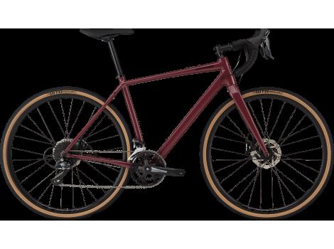 Vélo Gravel Cannondale Topstone 3 Cerise - 2021