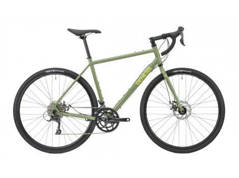Vélo Gravel Genesis CDA 20 Vert - 2021