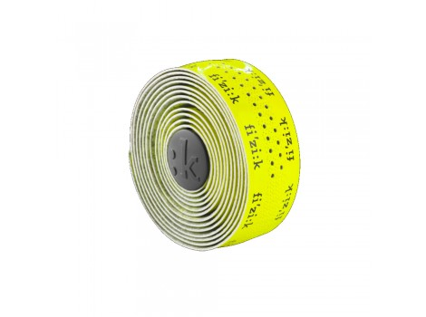 Guidoline Fizik Superlight Glossy - Jaune Fluo logo 2 mm
