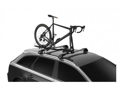 Porte-vélo sur toit Thule TopRide - 1 vélo -