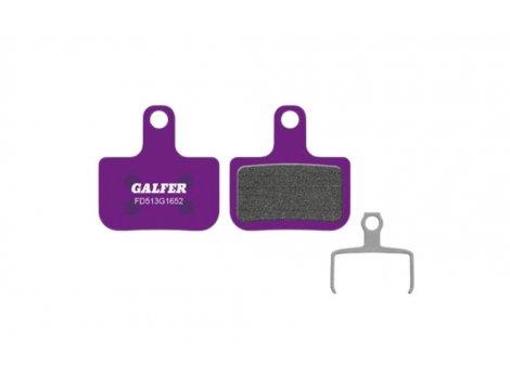 Plaquettes de Frein Galfer Violet E-Bike - Compatible Sram Level, T, TL