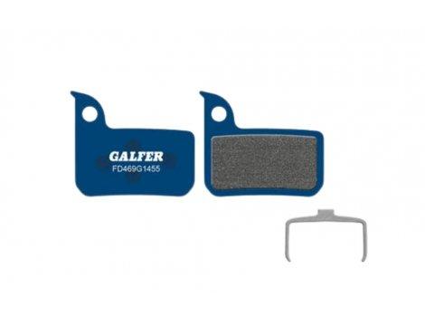 Plaquettes de frein Galfer Bleu Route - Compatible SRAM RED 22, Force, Rival, Level TLM, Ultimate