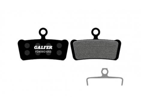 Plaquettes de Frein Galfer Standard Nioir - Compatible Avid et Sram