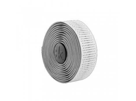 Guidoline Fizik Endurance Classic - Blanc logo 2.5 mm