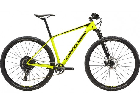 Vtt Cannondale F-Si Carbone 4 - 19