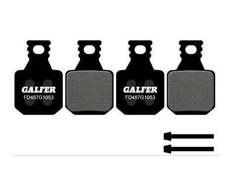Plaquettes de frein Galfer Noires compatibles Magura MT5 MT7