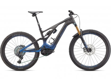 VTT Specialized Sworks Turbo Levo Noir/Bleu - 2022